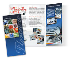 Florencio Glass Brochure